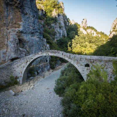 Kokkoris stone arch bridge